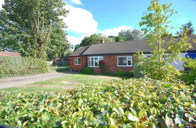 3 Bedrooms Semi Detached Bungalow for sale in Sandico, Jubilee Road, North Somercotes, LN11 7LH