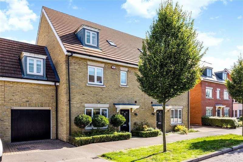 5 Bedrooms Semi Detached House for sale in Kings Wood Park, Epping, Essex, CM16