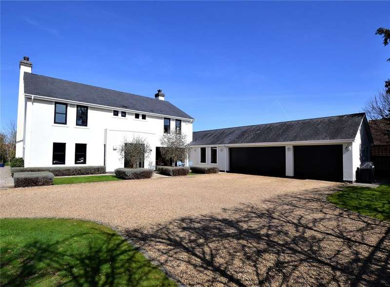 5 Bedrooms Detached House for sale in The Green, Steventon, Abingdon, Oxfordshire, OX13