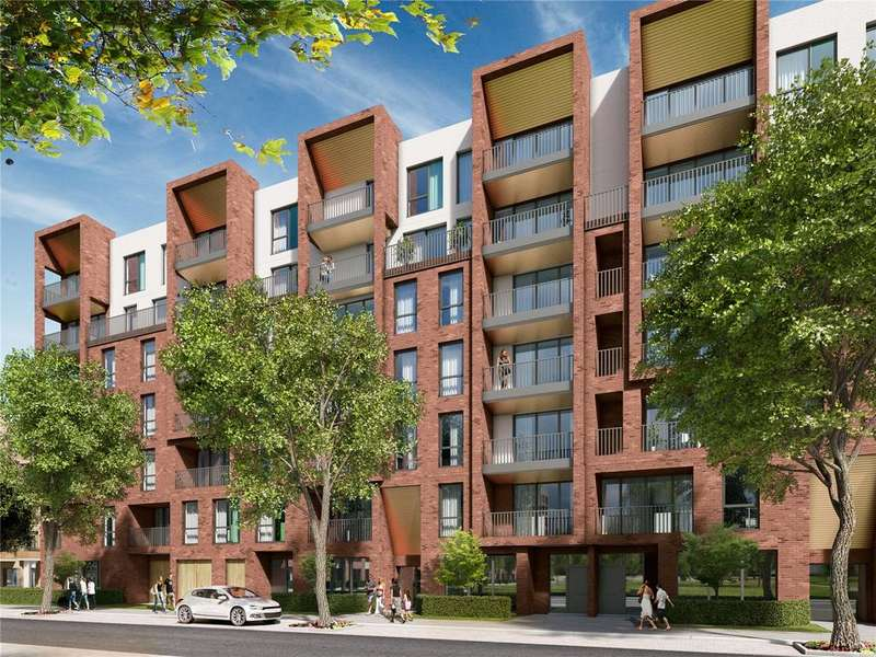 2 Bedrooms Apartment Flat for sale in Peacon House, Colindale Gardens, London, NW9