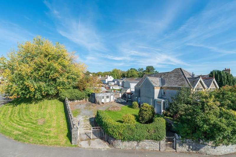 4 Bedrooms Semi Detached House for sale in Gwaelodygarth Villas, Merthyr Tydfil, CF47 8AX