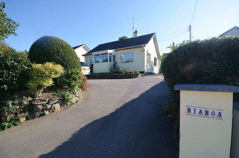3 Bedrooms Detached Bungalow for sale in Water Lane, St. Agnes
