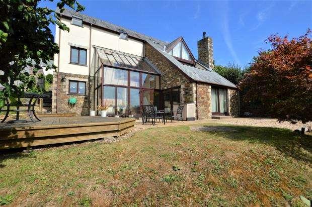 5 Bedrooms Detached House for sale in Plintona View, Plympton, Plymouth, Devon