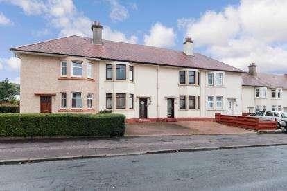 2 Bedrooms Terraced House for sale in Flatt Road, Largs