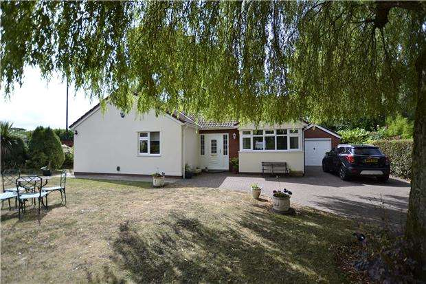 3 Bedrooms Detached Bungalow for sale in Station Road, Henbury, BRISTOL, BS10 7QH