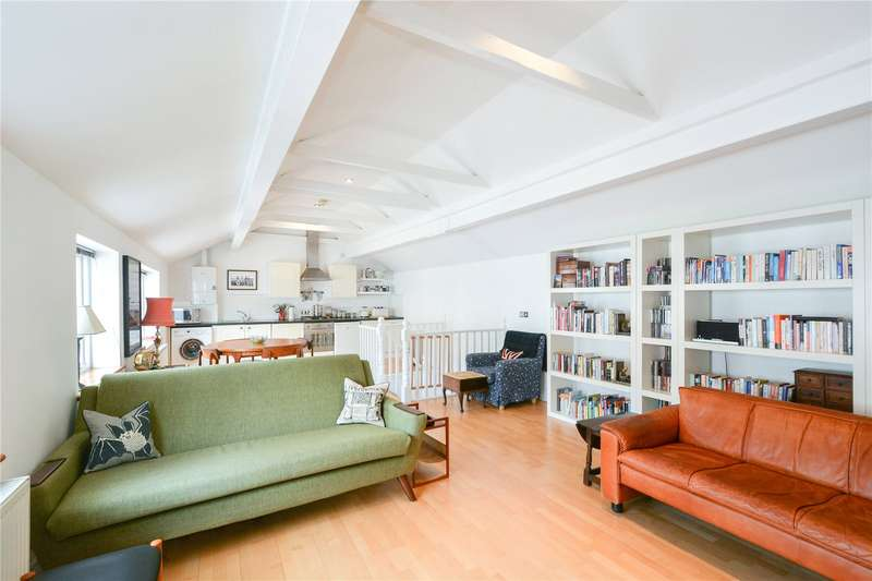 2 Bedrooms Mews House for sale in Medway Road, Bow, E3