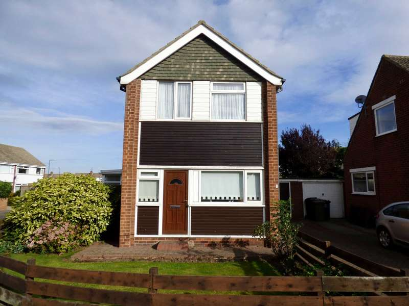 2 Bedrooms Detached House for sale in Woodford Close, Marske By The Sea