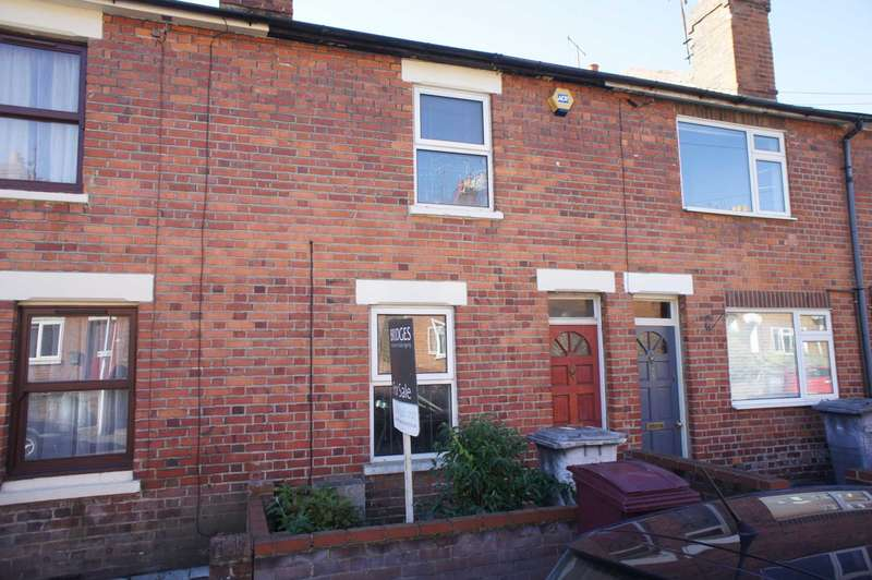 2 Bedrooms Terraced House for sale in Oxford Street, Caversham