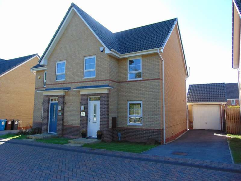 3 Bedrooms Semi Detached House for sale in Providence Crescent, Calvert Lane, Hull, HU4 6EF