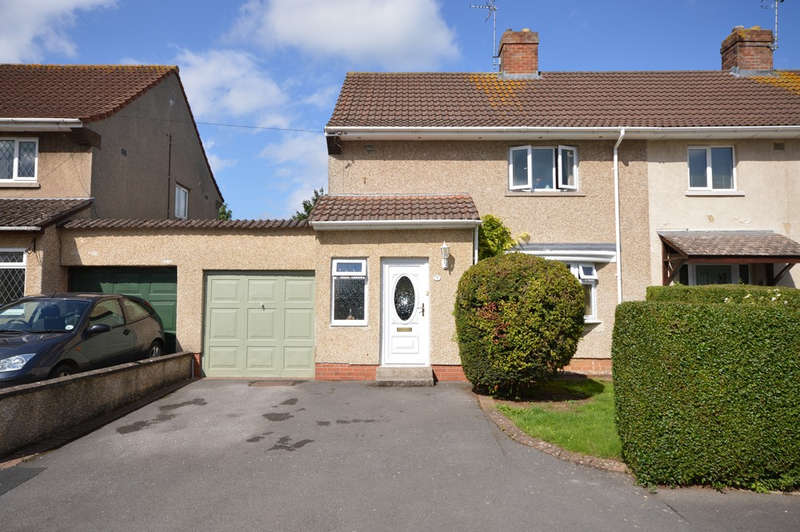 3 Bedrooms End Of Terrace House for sale in Winscombe Close, Keynsham, BS31