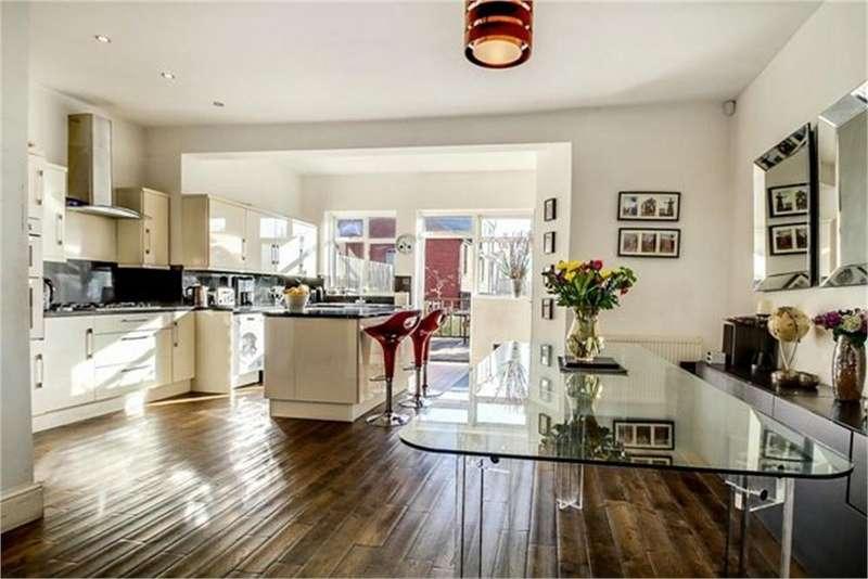 4 Bedrooms Terraced House for sale in Aberdeen Road, London