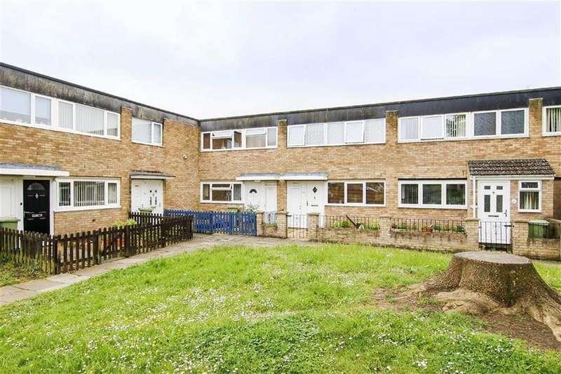 3 Bedrooms Terraced House for sale in Langdale Close, Bletchley, Milton Keynes, Bucks