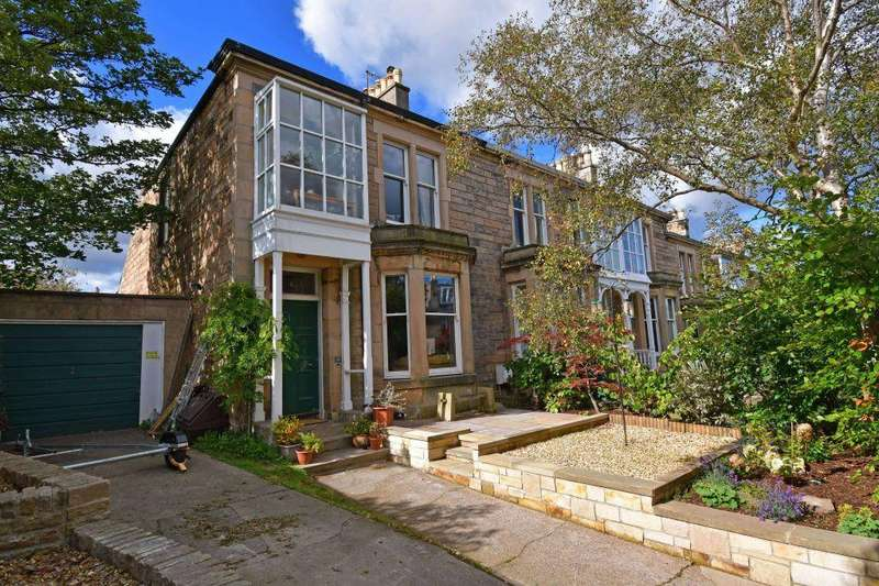 4 Bedrooms End Of Terrace House for sale in 16 Dalhousie Terrace, Morningside EH10 5NE