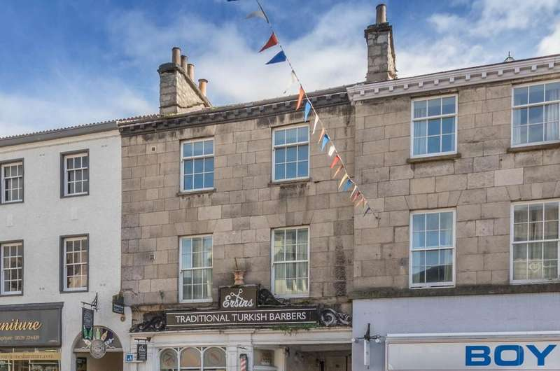 4 Bedrooms Terraced House for sale in 1,2 3 Old Pharmacy Court, Highgate, Kendal