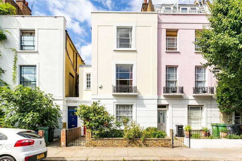 4 Bedrooms House for sale in Rochester Road, London