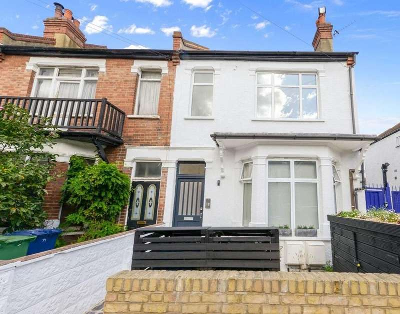2 Bedrooms Flat for sale in Milton Road, Hanwell, W7