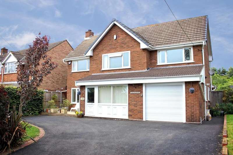 3 Bedrooms Detached House for sale in Shustoke, Nr Coleshill, B46