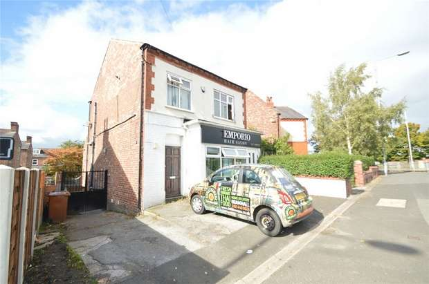 3 Bedrooms Commercial Property for sale in Bird Hall Lane, Cheadle Heath, Stockport, Cheshire