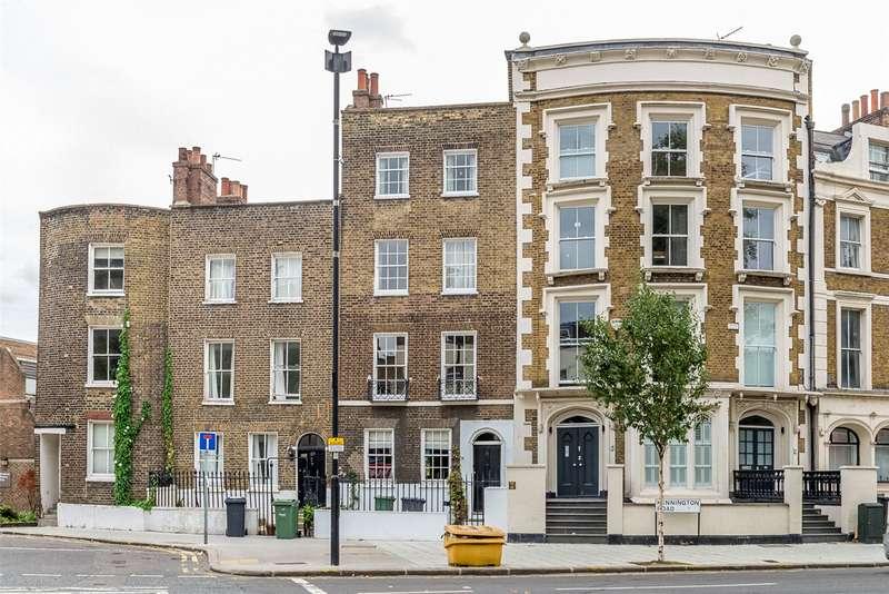 4 Bedrooms Terraced House for sale in Kennington Road, London, SE1