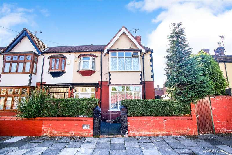 4 Bedrooms Semi Detached House for sale in Uppingham Road, Liverpool, Merseyside, L13