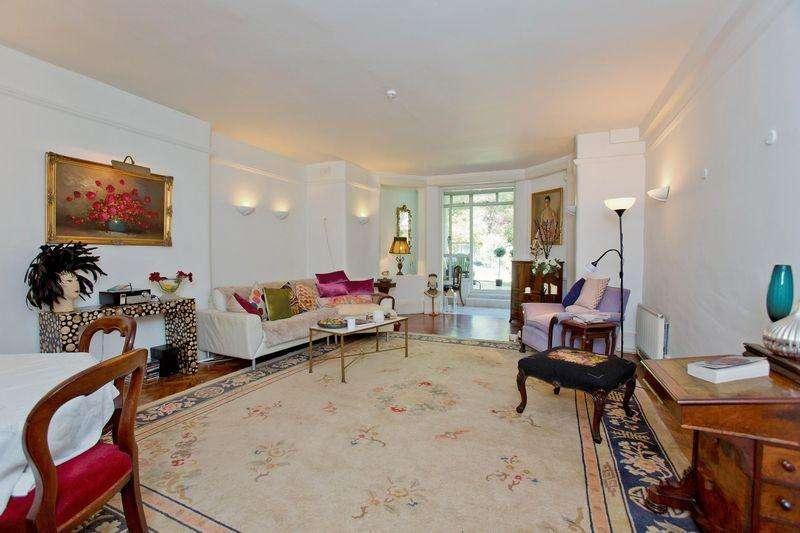 2 Bedrooms Flat for sale in Belsize Park Gardens, Belsize Park NW3