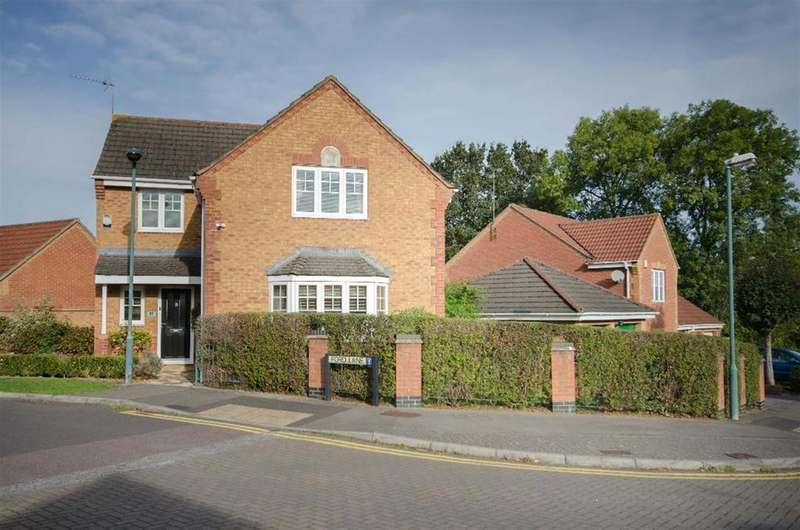 4 Bedrooms Detached House for sale in Guest Avenue, Emersons Green, Bristol, BS16 7DA
