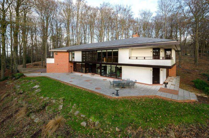 5 Bedrooms Detached House for sale in Cadbury Camp Lane, Clapton In Gordano, Bristol, North Somerset, BS20