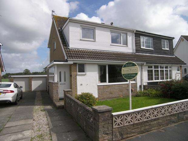 3 Bedrooms Semi Detached House for sale in Park Lane Wesham Preston