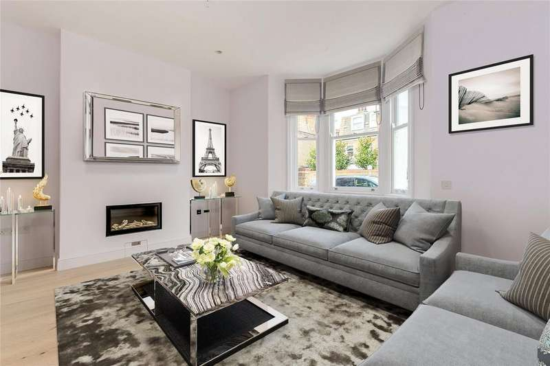 5 Bedrooms End Of Terrace House for sale in Brynmaer Road, Battersea, London