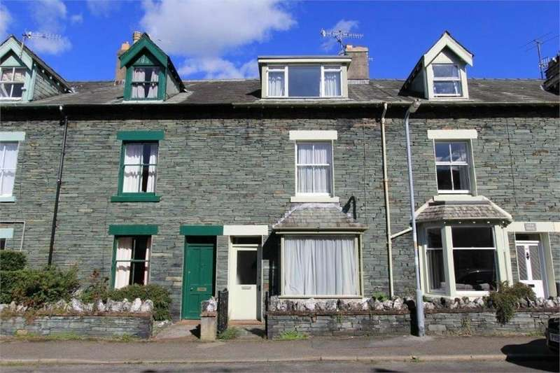 4 Bedrooms Terraced House for sale in 45 Wordsworth Street, Keswick, Cumbria