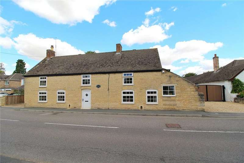 5 Bedrooms Detached House for sale in Church Street, Deeping St. James, Peterborough, PE6