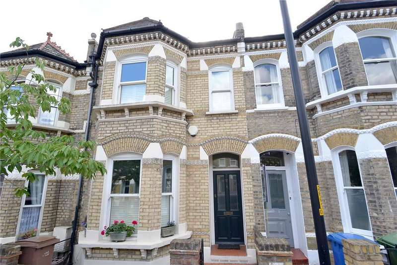 4 Bedrooms Terraced House for sale in Matham Grove, East Dulwich, London, SE22