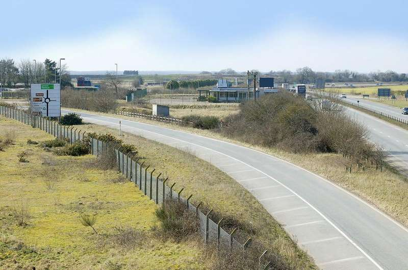 Land Commercial for sale in Old London Road, Snetterton