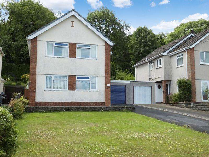 3 Bedrooms Detached House for sale in High Trees Road, Abergavenny