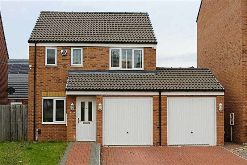 3 Bedrooms Detached House for sale in Oval View, Middlesbrough