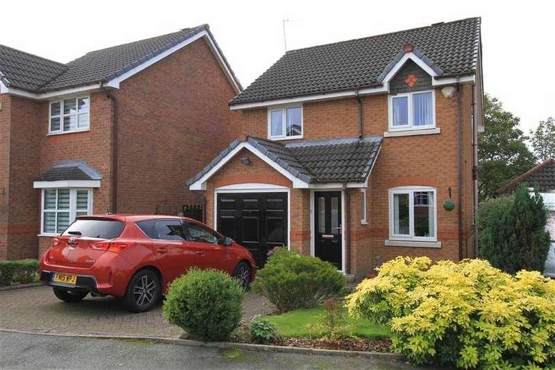 3 Bedrooms Detached House for sale in 3, Oakshaw Drive, Norden, Rochdale, OL12