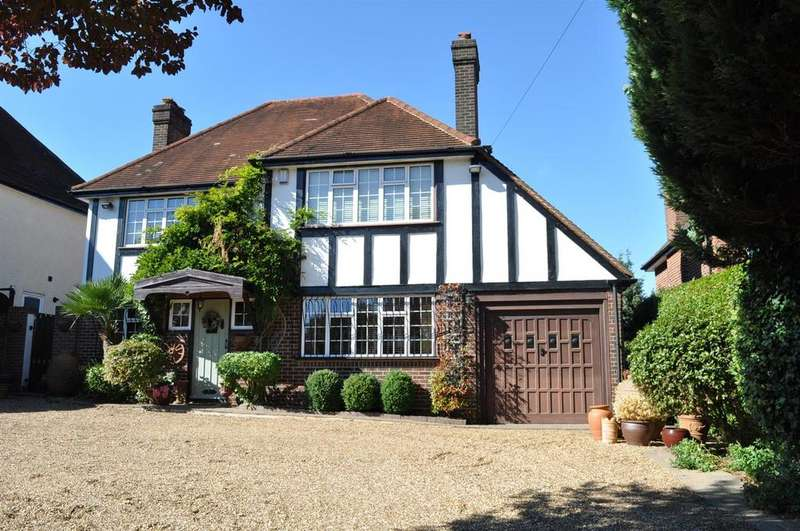 4 Bedrooms Detached House for sale in EPSOM DOWNS