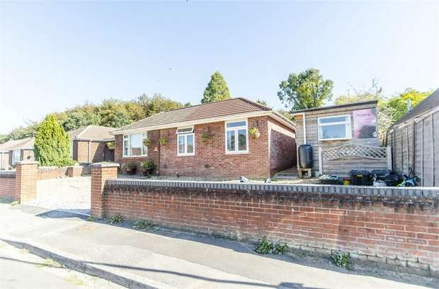 5 Bedrooms Semi Detached Bungalow for sale in Rogers Road, Bishopstoke, EASTLEIGH, Hampshire