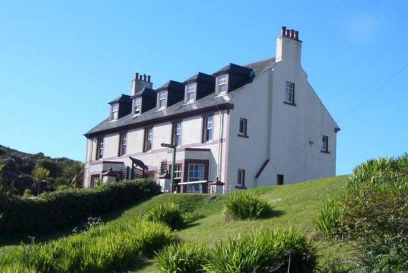 7 Bedrooms Detached House for sale in Dunvalanree Kintyre Peninsula Argyl Scotland