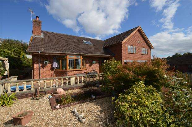 6 Bedrooms Detached House for sale in Western Road, Crediton, Devon
