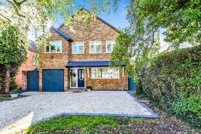 4 Bedrooms Detached House for sale in Bunbury Road, Northfield, Birmingham, West Midlands