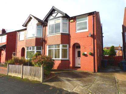 3 Bedrooms Semi Detached House for sale in Turncroft Lane, Offerton, Stockport, Cheshire