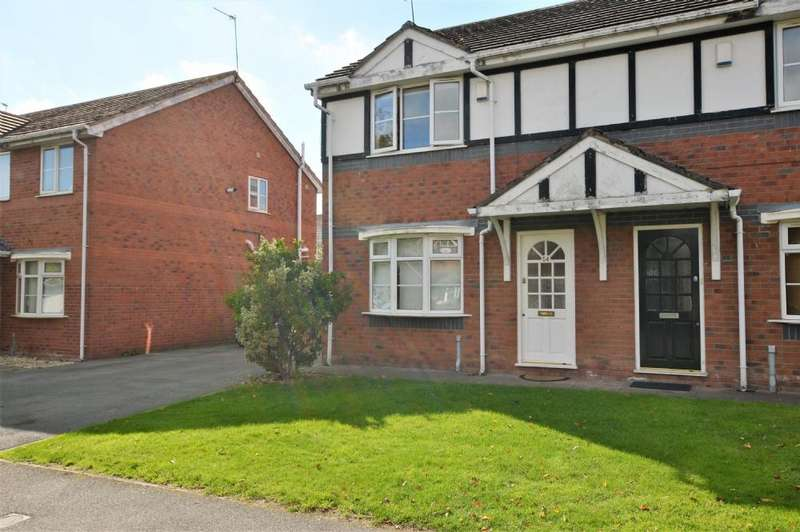 3 Bedrooms Semi Detached House for sale in Calderwood Park, Liverpool L27 0YE