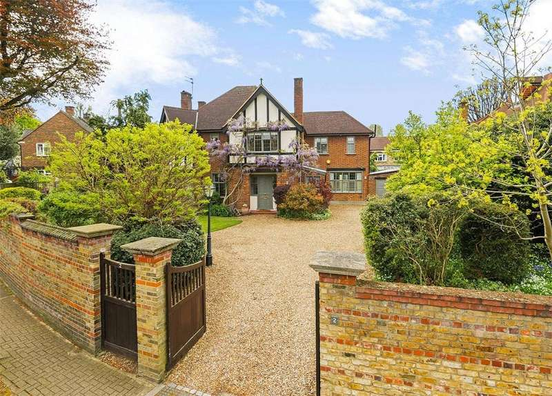 5 Bedrooms Detached House for sale in Woodborough Road, Putney, SW15