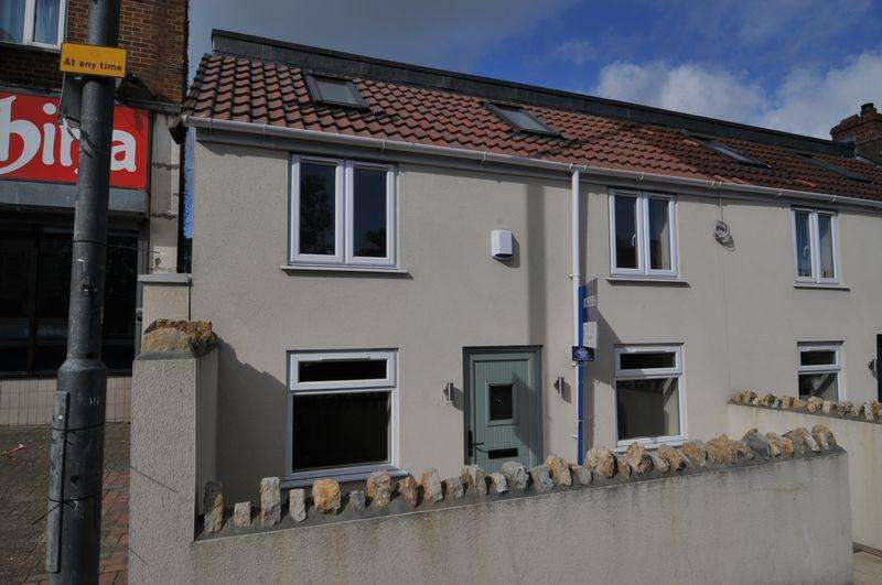 3 Bedrooms End Of Terrace House for sale in Queens Road, Bishopsworth, Bristol, BS13