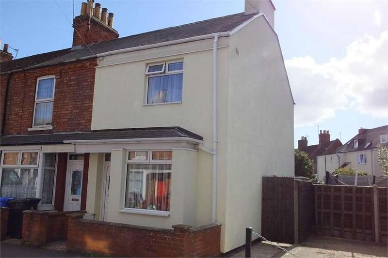 3 Bedrooms End Of Terrace House for sale in Portland Street, Boston, Lincolnshire