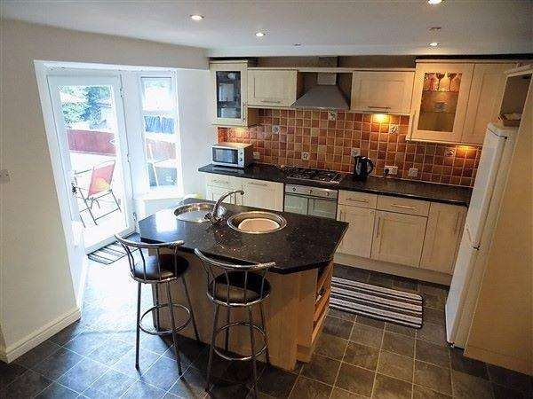 3 Bedrooms Terraced House for sale in Eastville Road, Six Bells, NP13 2PB