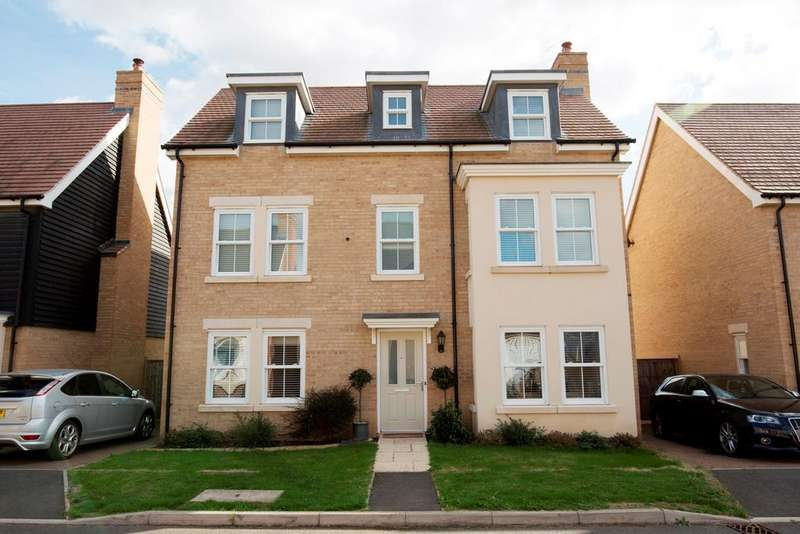 5 Bedrooms Detached House for sale in Maunder Avenue, Biggleswade, SG18