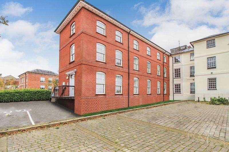 1 Bedroom Apartment Flat for sale in Bermar House, Newbury