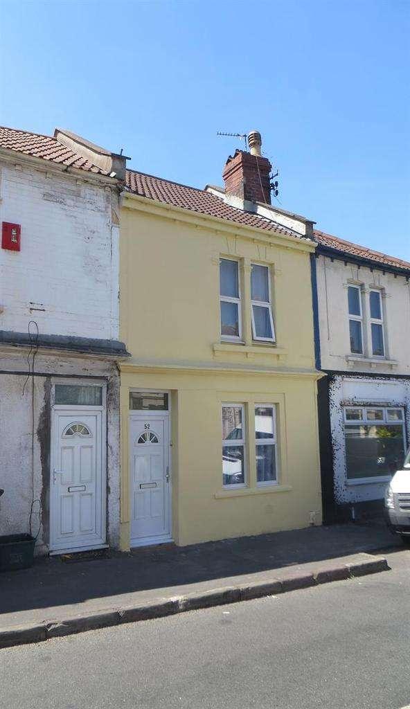 3 Bedrooms Terraced House for sale in Bellevue Road, Easton, Bristol, BS5 6DS